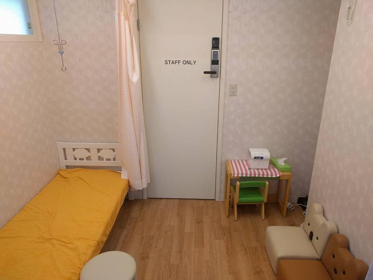 子供処置室