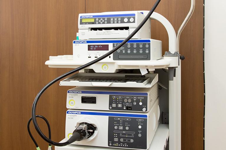 当院の大腸内視鏡検査(大腸カメラ)の特徴
