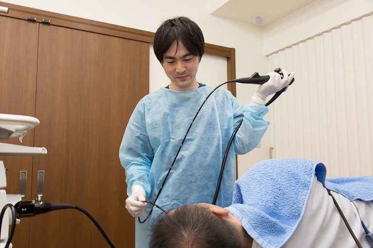 胃内視鏡(胃カメラ)検査とは