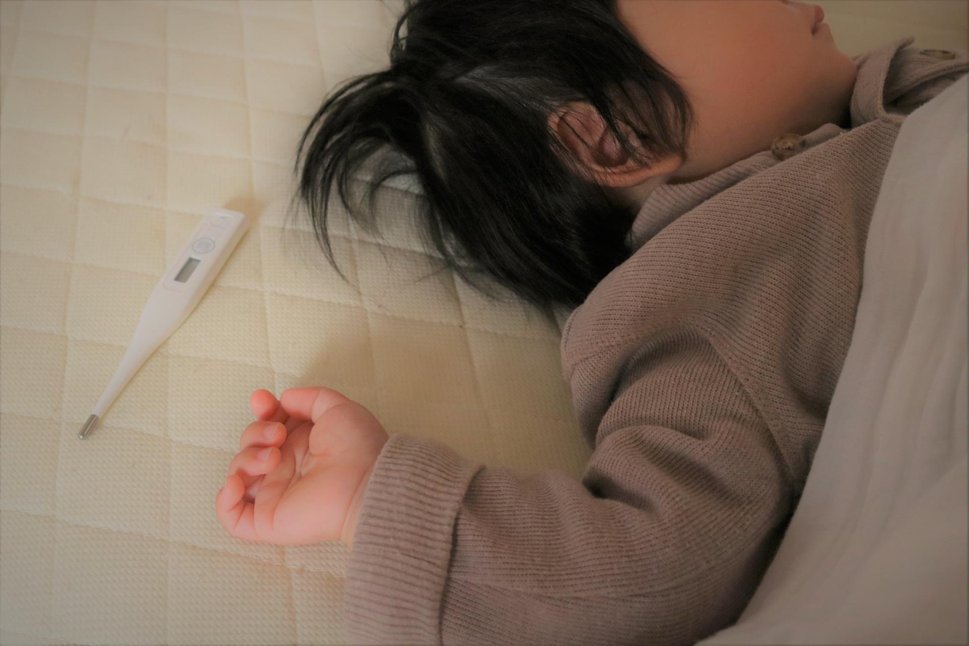 小児科で対応する症状