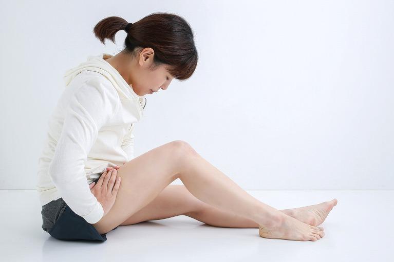 下腿(脛、ふくらはぎ)